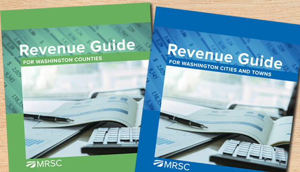 Updated City and County Revenue Guides from the Municipal Research and Services Center.